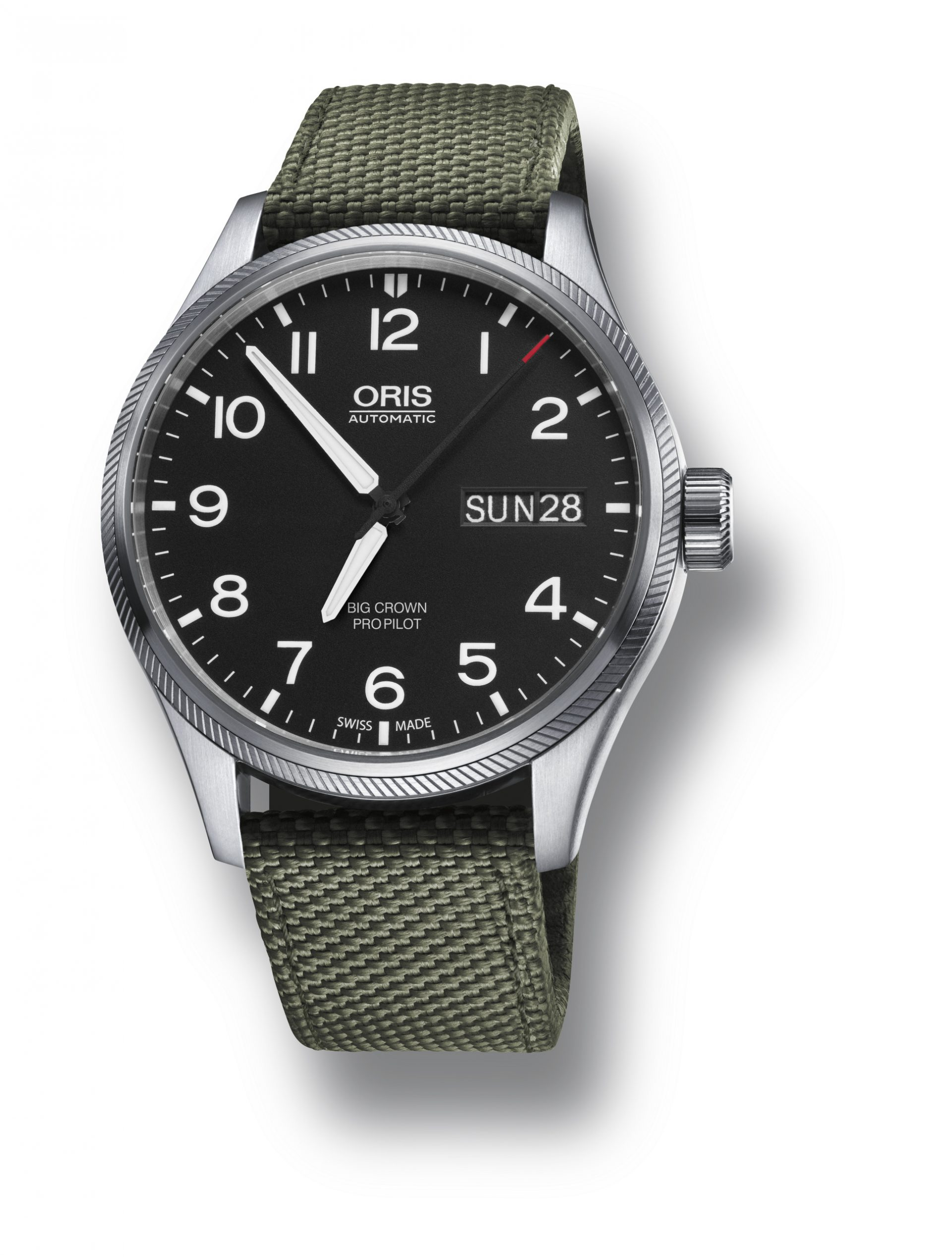 01 752 7698 4164-07 5 22 14FC - Oris Big Crown ProPilot Day Date