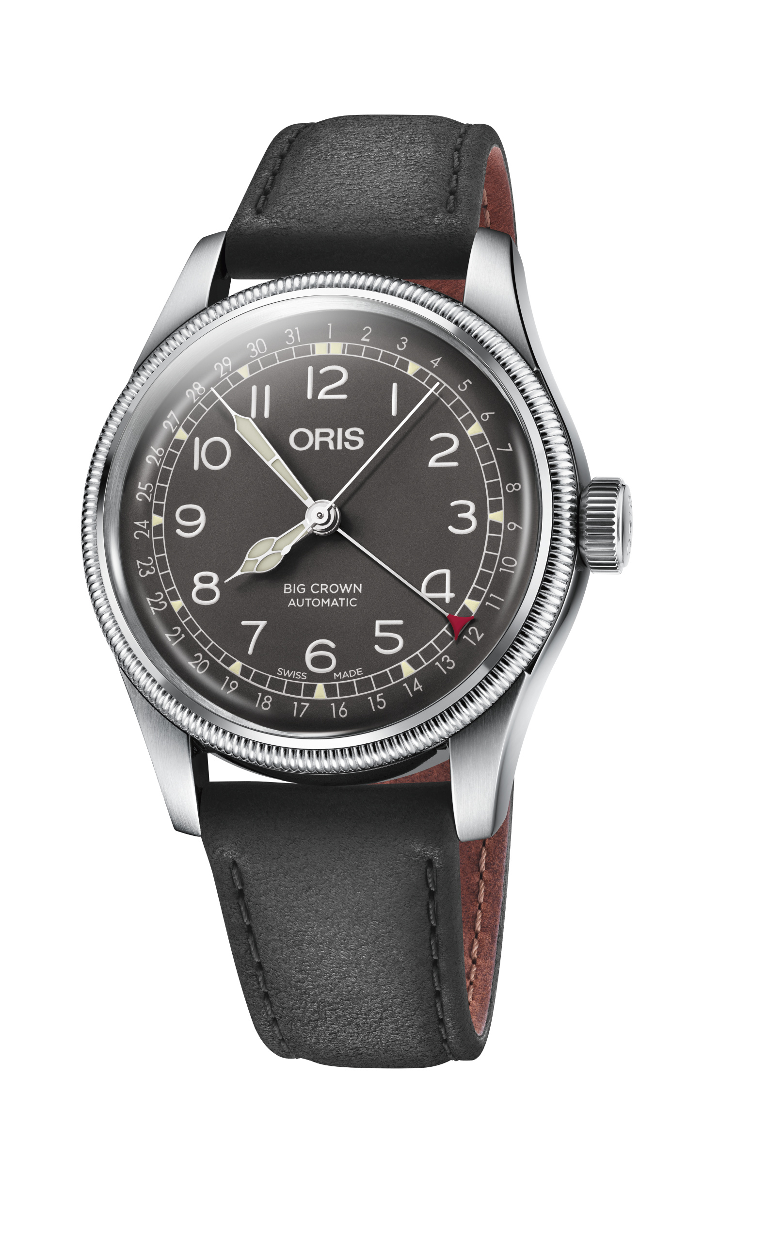 01 754 7741 4064-07 5 20 65 - Oris Big Crown Pointer Date